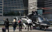 Uber Copter:  O serviço de voo do Uber começa no próximo mês, mas você provavelmente não pode usá-lo