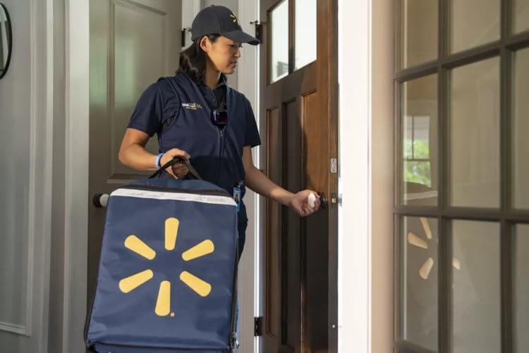 """Serviço """"InHome"""" da rede de supermercados"""