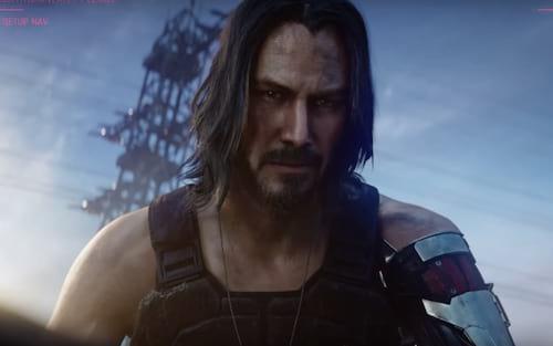 Cyberpunk 2077 será lançado em 16 de abril de 2020 e contará com Keanu Reeves
