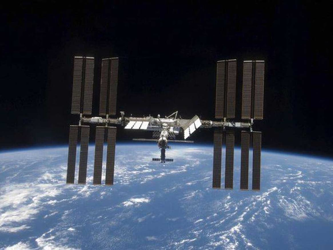 ISS - Estação Espacial Internacional