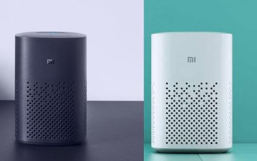 Alto-falantes inteligentes (smart speakers) Xiaomi Xiao Ai tem duas novas variantes