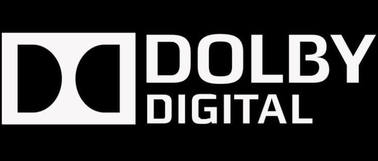 Formato de áudio surround Dolby Digital