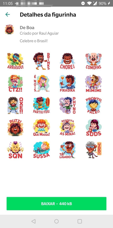 Passo 04 - Tutorial Stickers