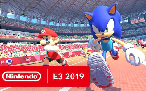 Nintendo mostra trailer de Mario e Sonic at the Olympic Games na E3 2019