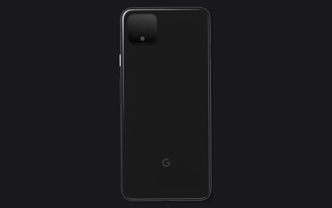 Google confirma o design do Pixel 4 em uma imagem oficial