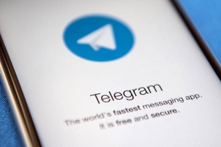 Mensageiro Telegram