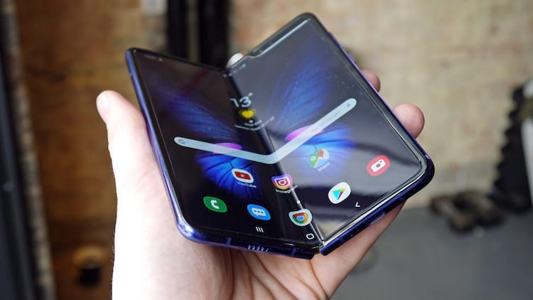 A AT & T cancela Galaxy Fold