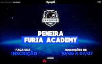 CS:GO FURIA Esports abre inscrições para o FURIA Academy