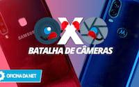 Motorola One Vision vs Samsung Galaxy A9 - Batalha de Câmeras