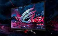 ASUS lança ROG Monitor, Primeiro monitor gamer 4K com DSC