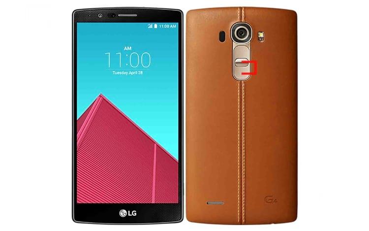 Como capturar a tela no smartphone LG