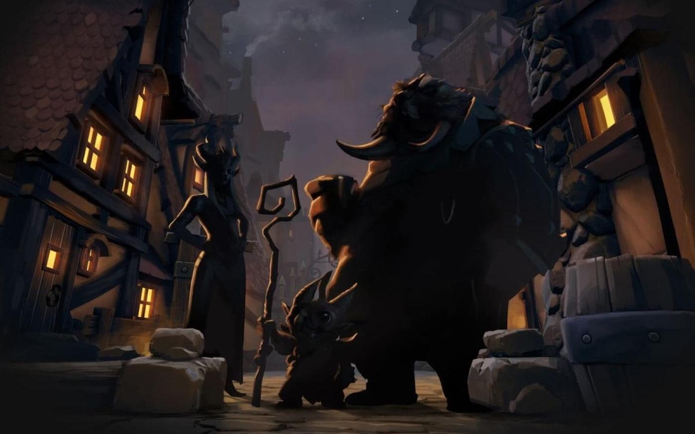 Valve anuncia Underlords, um clone autônomo de xadrez para Steam, Android e iOS