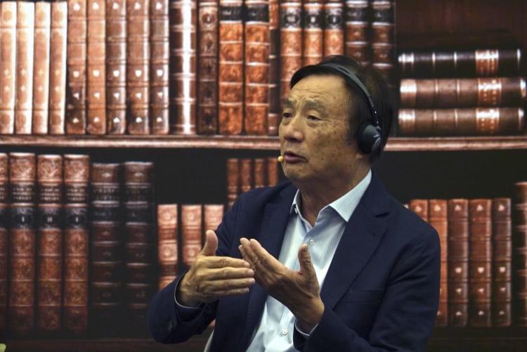 Ren Zhengfei - Fundador da Huawei
