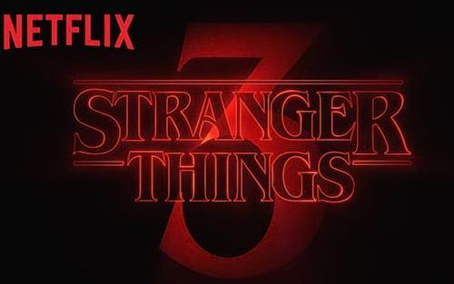 Terceira temporada de Stranger Things está chegando na Netflix