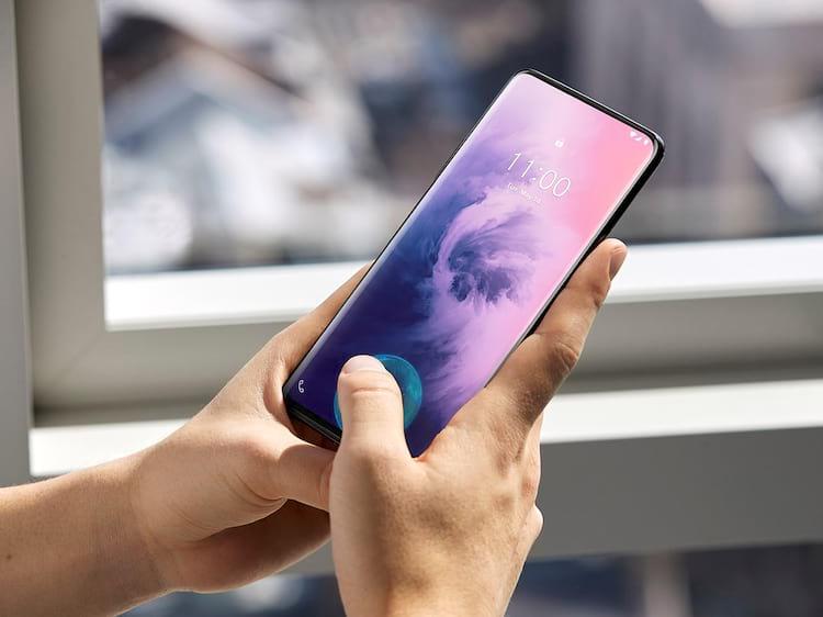 OnePlus 7 Pro - Tela HDR10 e HDR +