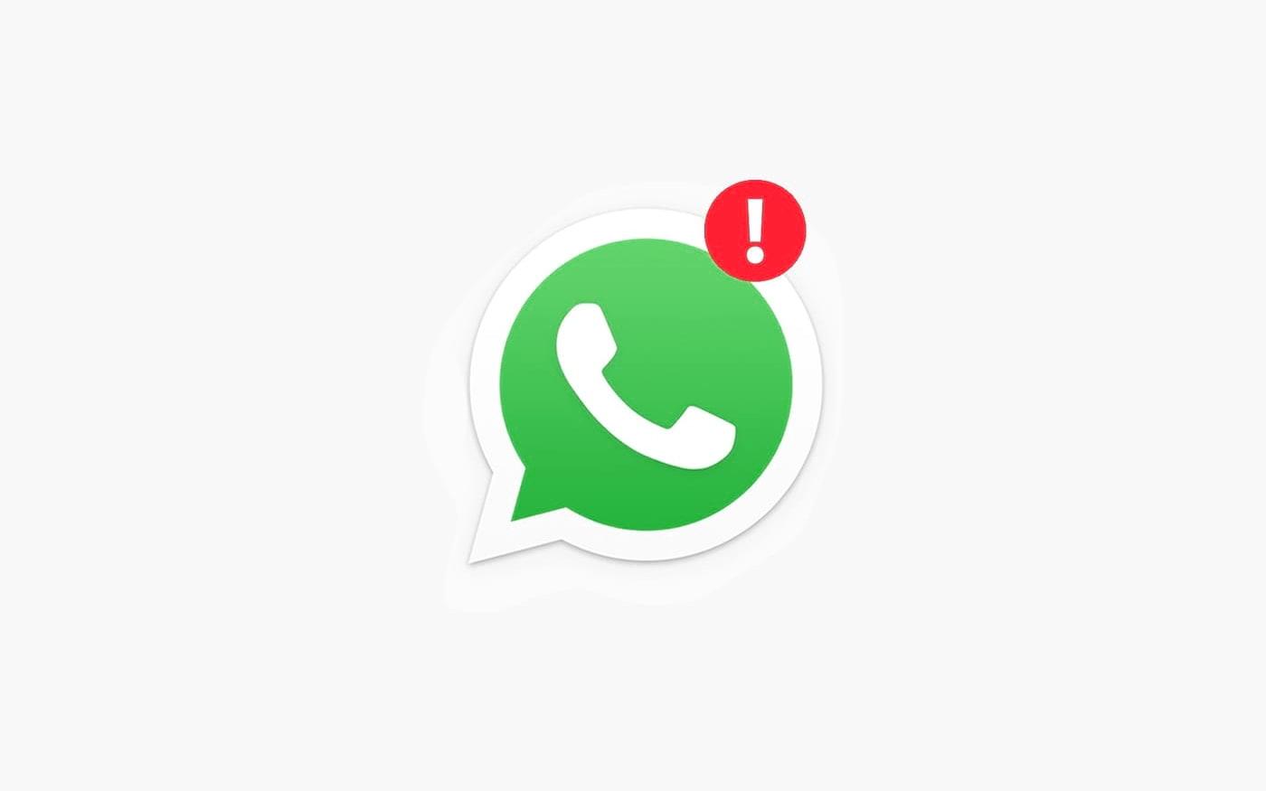WhatsApp não envia mídias? App passa por instabilidade nesta segunda-feira (17)