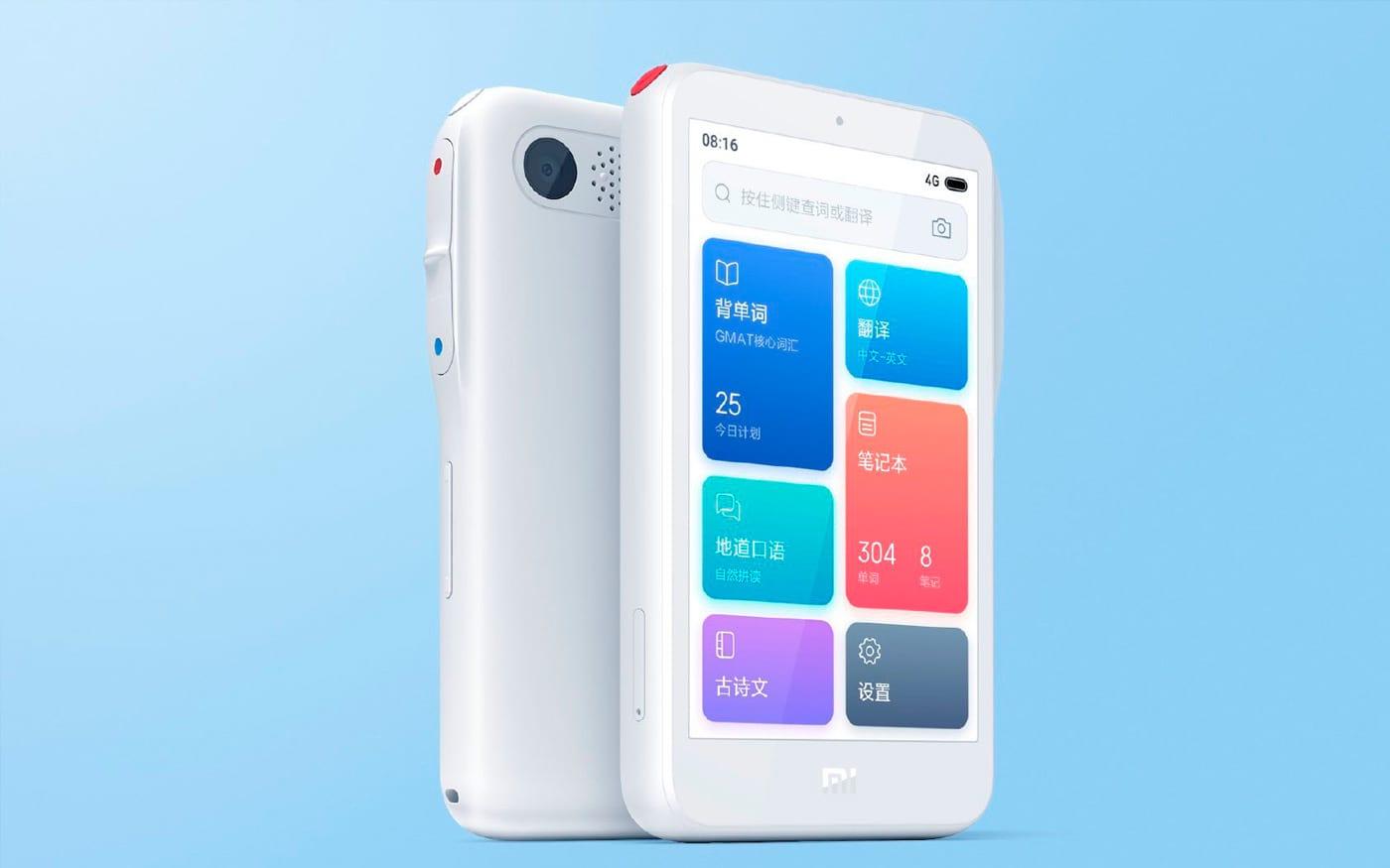 Vamos aprender inglês com o professor da Xiaomi? Conheça o English Teaching Gadget