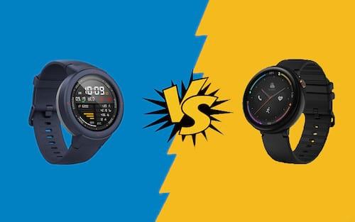 O que muda do smartwatch Xiaomi Amazfit Verge 1 para o Amazfit Verge 2?