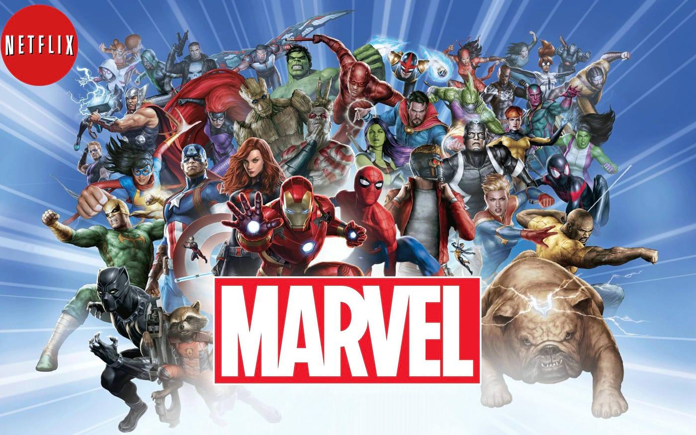 Marvel: saiba quais filmes da franquia estão disponíveis na Netflix
