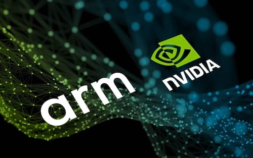 Nvidia anuncia parceria com a Arm