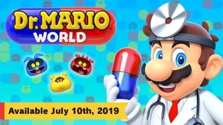 Banner anunciado o lançamento do jogo