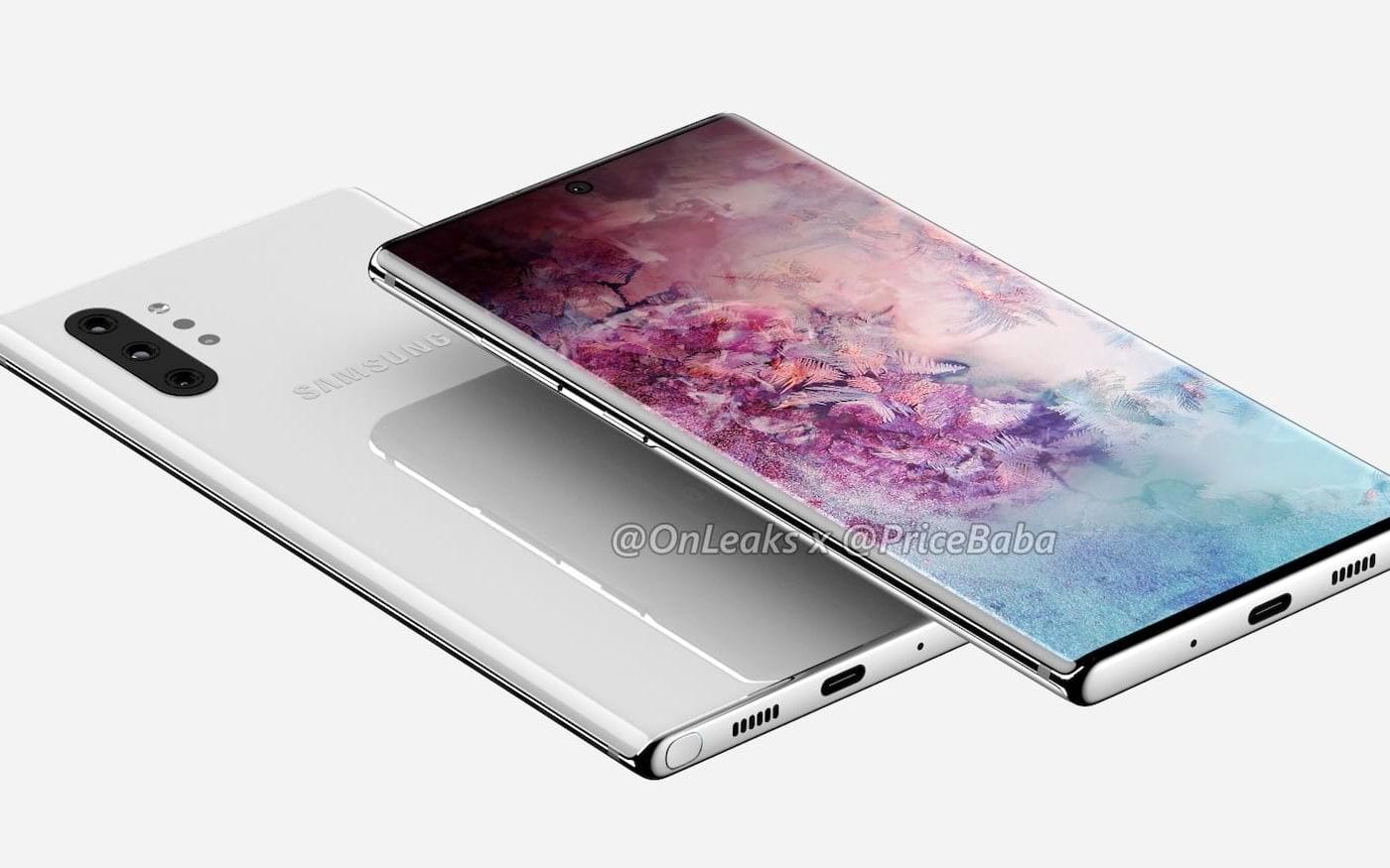 Samsung Galaxy Note 10 será lançado em 7 de agosto