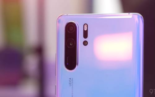 Huawei P30 Pro recebe atualização