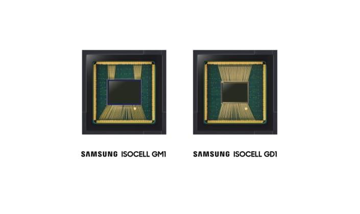 Novo Sensor de câmera da Samsung