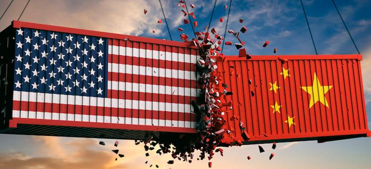 EUA versus China