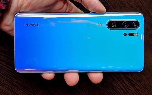 Huawei: Embargo pode estar com os dias contados.