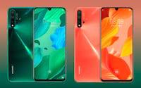 Huawei Nova 5: Empresa fará anúncio oficial amanhã