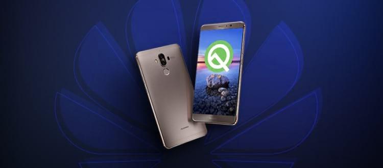 Huawei anuncia liberação de Android Q para alguns de seus modelos