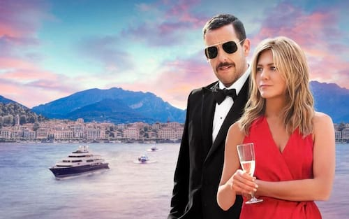 """Mistério no Mediterrâneo"" tem recorde de audiência na Netflix"