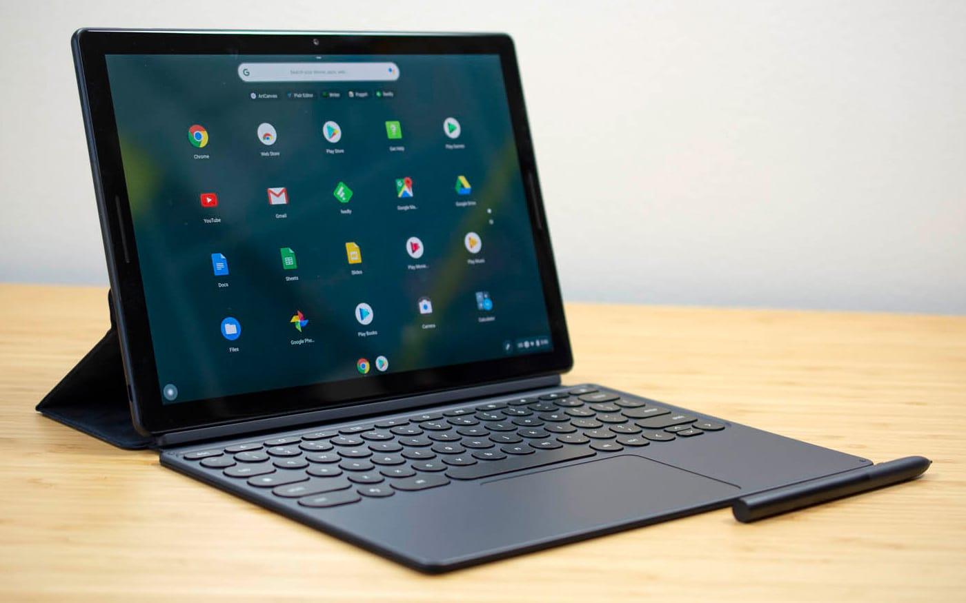 Google muda o foco para o mercado de Notebooks e coloca de lado os Tablets
