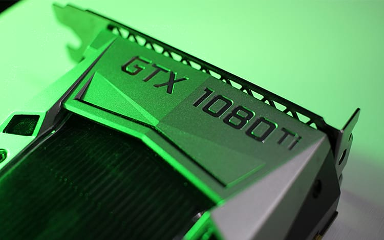 Nvidia GTX 1080 Ti Founders Edition