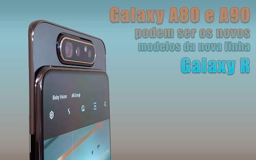 Galaxy R: Samsung está trabalhando em nova série de smartphones?