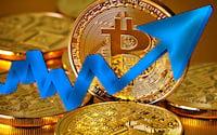 Bitcoin estoura novamente e passa de U$ 10 mil, desde março de 2018 que não atingia esse valor
