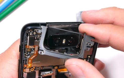 ASUS Zenfone 6: Segredos de câmera Flip revelados pelo JerryRigEverything