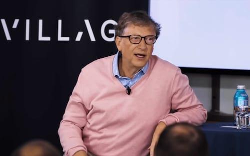 """""""Meu maior erro foi não ter feito da Microsoft o que o Android é"""" diz Bill Gates"""