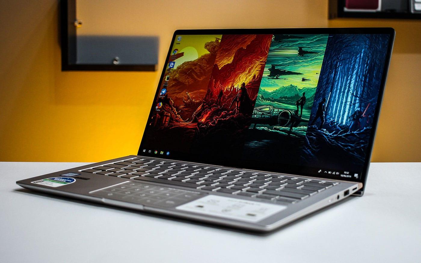 Notebook ASUS Zenbook 14 com SSD NVMe, 8GB de RAM chega ao Brasil por R$ 5899