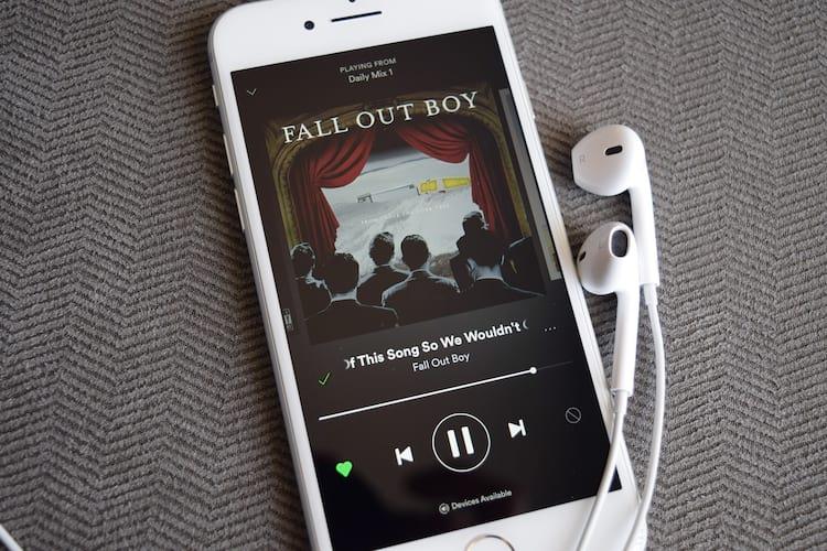 Spotify entrou com uma denúncia contra a Apple em março de 2019.