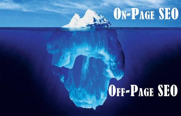 Qual a diferença entre SEO On Page e SEO Off Page