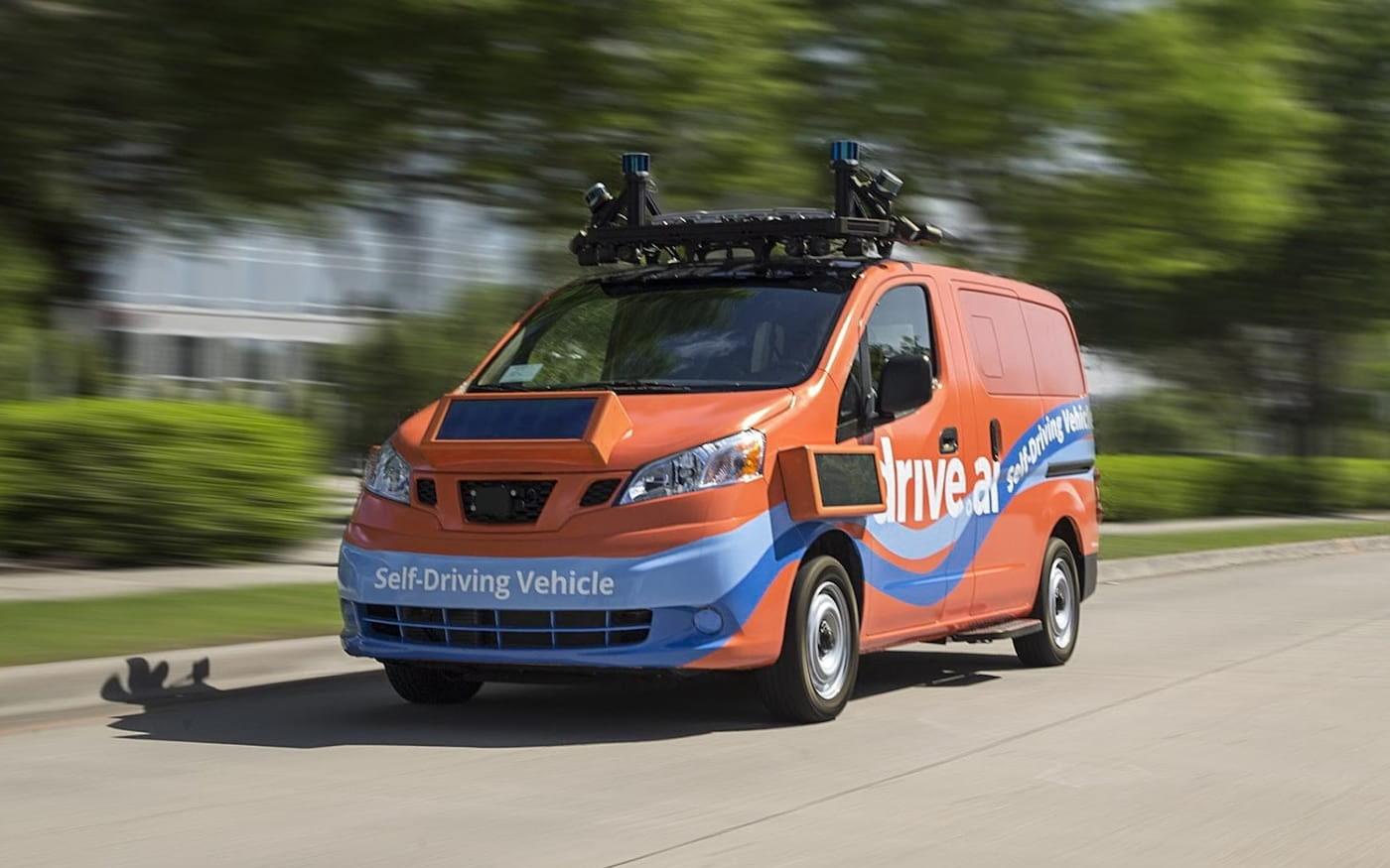 Apple compra Drive.ai, empresa de veículos autônomos