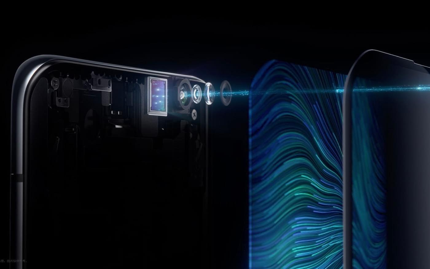 OPPO revela tecnologia de câmera sob a tela