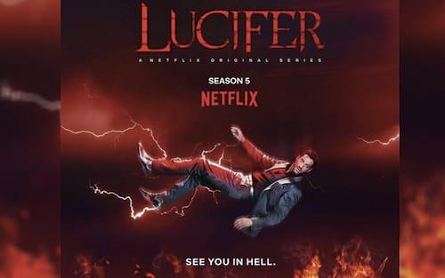 """""""Lucifer"""" terá quinta e última temporada na Netflix"""