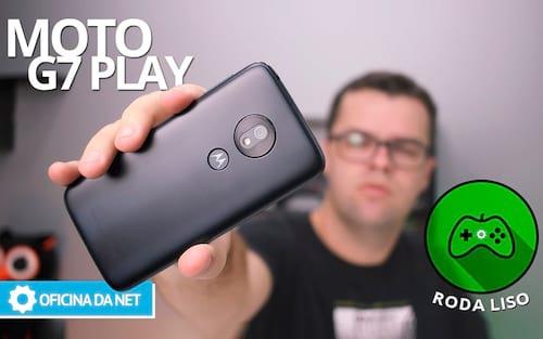 Moto G7 Play é bom para jogos? - Roda Liso
