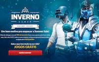 """Nuuvem cria evento """"Inverno Gamer"""" para concorrer com o """"Summer Sale"""" da Steam"""