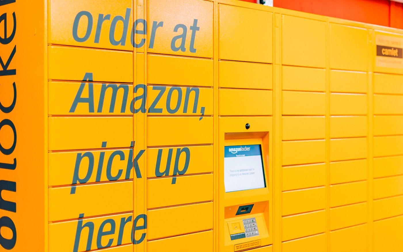 Amazon e  Rite Aid: Parceria cria nova opção de coleta nas lojas
