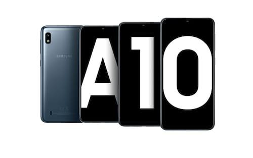 Samsung Galaxy A10s: Especificações vazadas revelam o sensor de impressão digital traseira e 3900 mAh