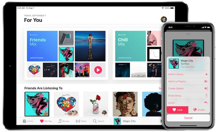 Apple Music bate marca de 60 milhões de assinantes pagos.